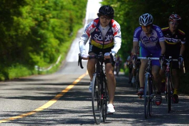 日本高知隱藏版美景「無限大挑戰」單車賽...