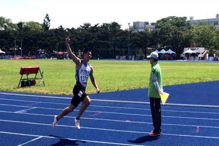 楊俊瀚200公尺破全國紀錄向俊賢獲亞運門票...