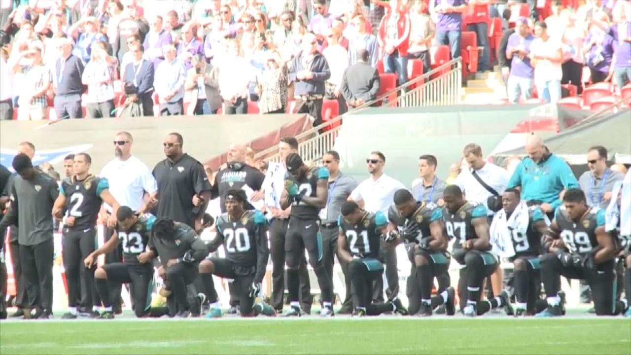 NFL球團老闆決議唱國歌時全體起立...