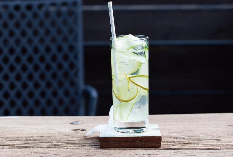 影/小黃瓜含有豐富水分!在家自製「萊姆黃瓜飲」,連黃瓜味都能...