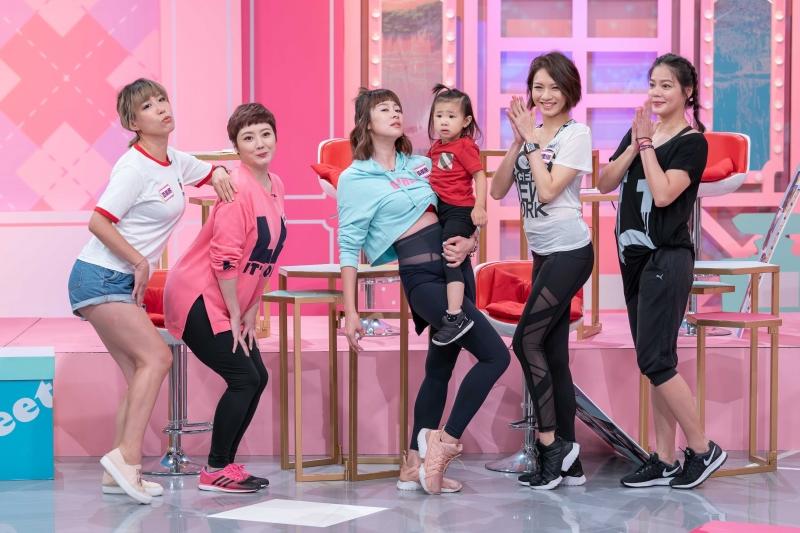 林佳儀自爆:懷孕胖了25公斤!3女星靠這些方法,成功瘦回少女...