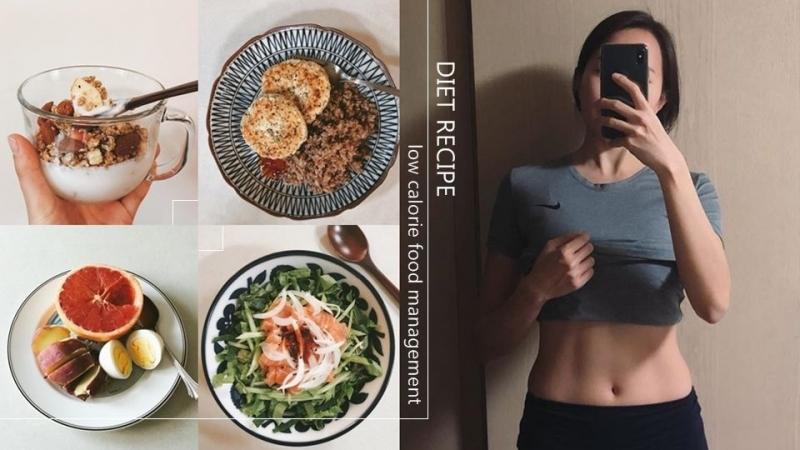 韓妞靠飲食管理激瘦8公斤!分享瘦身菜單,三餐這樣吃減脂又不挨...